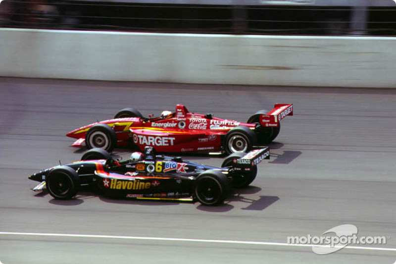 Michigan 2000: Fotofinish Juan Pablo Montoya vs. Michael Andretti