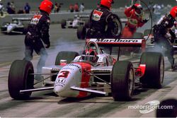 Helio Castroneves, Team Penske, Reynard-Honda