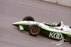 Paul Tracy, Team Green, Reynard-Honda