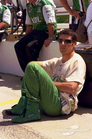 Dario Franchitti, Team Green