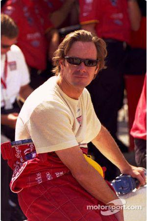 Jimmy Vasser, Chip Ganassi Racing