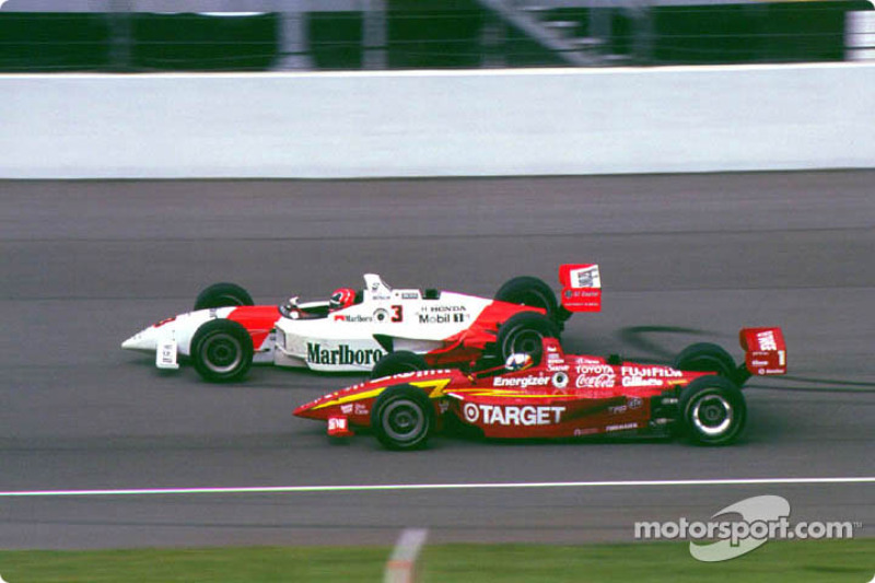2000 Michigan 500 - CART