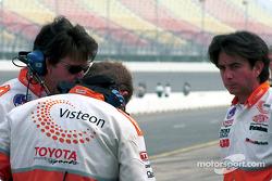 Patrick Racing preparing practice day