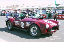 Shelby Cobra Challenge: Mario Andretti
