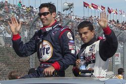 Max Papis and Max Wilson