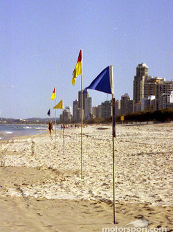 Beautiful Surfers Paradise scenery