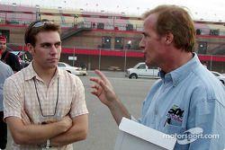 Phil Geibler et Danny Sullivan