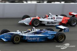 Patrick Carpentier and Helio Castroneves