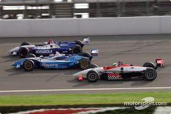 Michael Andretti, Alex Tagliani et Alex Barron