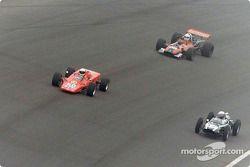Vintage race: Lotus 56B, Cooper-Climax et Gerhardt