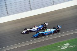 Michael Andretti et Christian Fittipaldi