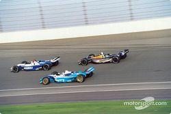 Michael Andretti, Alex Tagliani et Oriol Servia