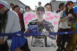 Fans van Jorge Lorenzo, Yamaha Factory Racing