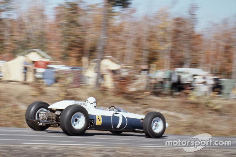 Джон Сёртиз, Ferrari 158
