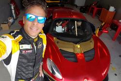 Stefano D'Aste, debutto nella Lotus Cup USA
