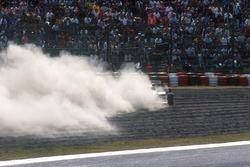 Nigel Mansell, Williams gira