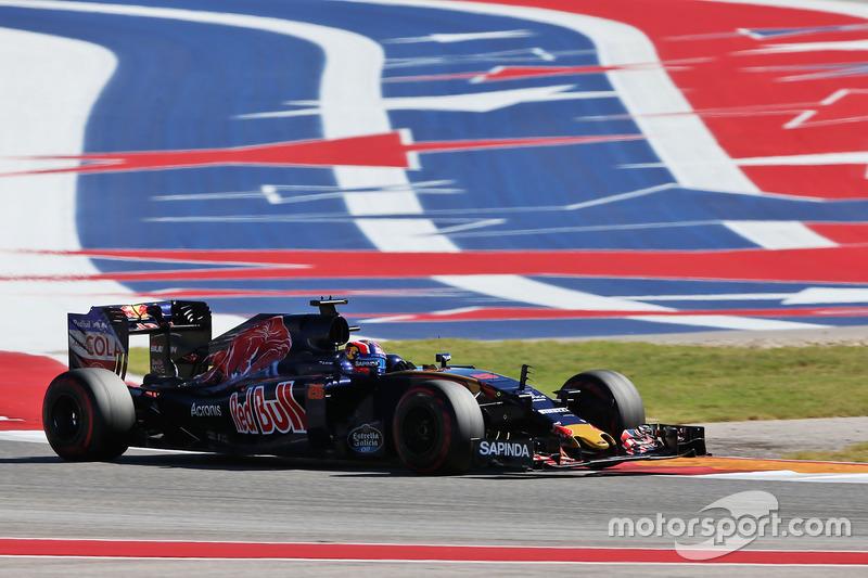 13. Daniil Kvyat, Scuderia Toro Rosso STR11