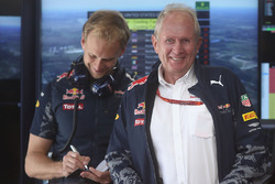 Dr. Helmut Marko, Red Bull Racing Team Consultant