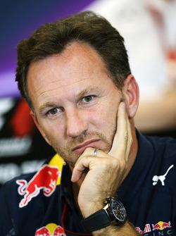 Прес-конференція: керівник Red Bull Racing Крістіан Хорнер