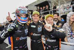 Winnaars: #38 G-Drive Racing Gibson 015S-Nissan: Simon Dolan, Giedo van der Garde, Harry Tincknell