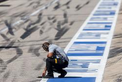 Tecnici gomme Pirelli