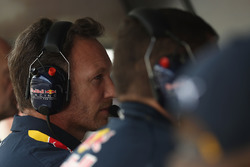 Кристиан Хорнер, глава Red Bull Racing