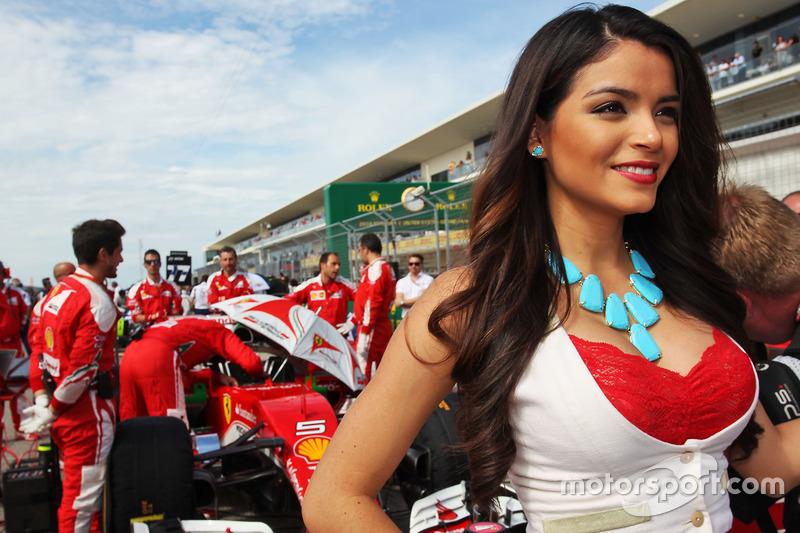 Гран При США. Ф1