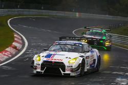 Sebastian Asch, Marc Gassner, Florian Strauss, Zakspeed, Nissan Nissan GT-R Nismo GT3