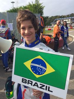 Felipe Bartz em Lonato
