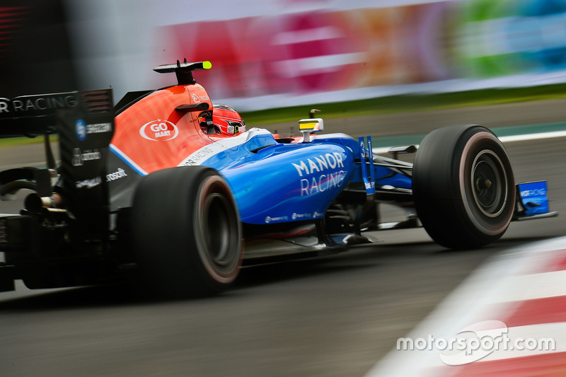 20: Esteban Ocon, Manor Racing MRT05