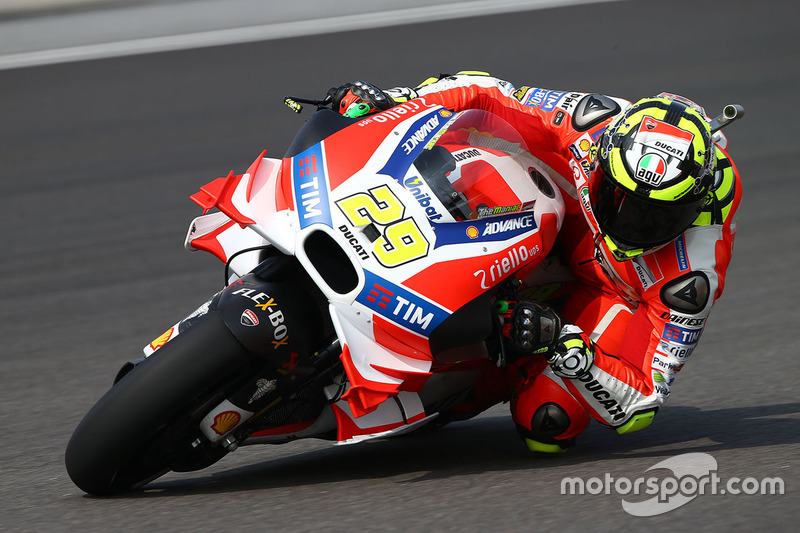 6. Andrea Iannone, Ducati Team
