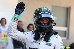 Le deuxième, Nico Rosberg, Mercedes AMG F1