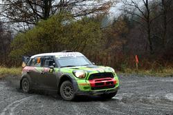Valeriy Gorban, Volodymyr Korsia, Mini Cooper WRC