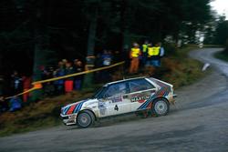 Юха Канккунен и Юха Пииронен, Lancia Delta HF 4WD