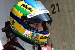 #43 RGR Sport by Morand Ligier JSP2 - Nissan: Bruno Senna