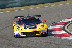 #50 Larbre Competition Corvette C7.R: Рики Тейлор, Ромен Брандела, Пьер Раг