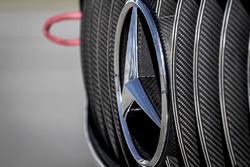 Detail: Mercedes AMG GT3