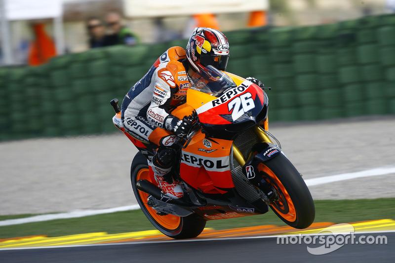 2012: Dani Pedrosa (Honda RC213V)
