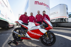 Mahindra Racing and Max Biaggi announcement