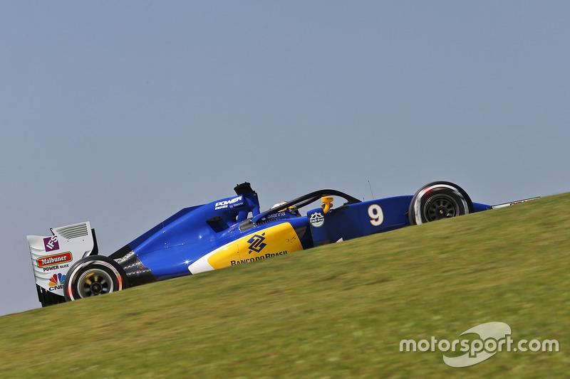 Marcus Ericsson, Sauber C35 Halo