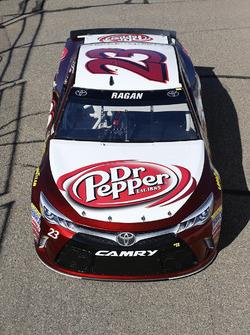 David Ragan, BK Racing Toyota in trouble