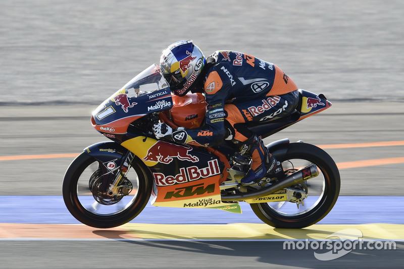 Moto3: Red Bull KTM Ajo, KTM RC250GP