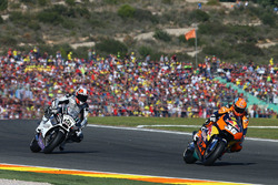 Mika Kallio, Red Bull KTM Factory Racing, Yonny Hernandez, Aspar Racing Team