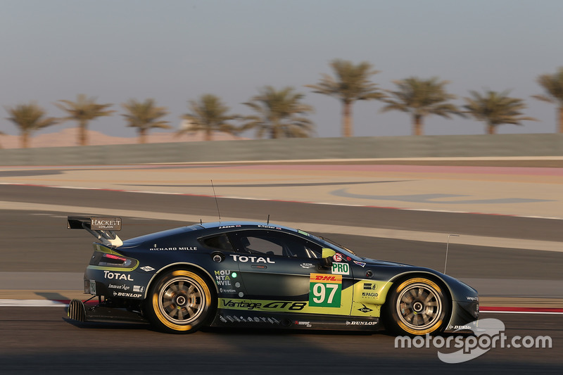 5. LMGTE-Pro: #97 Aston Martin Racing, Aston Martin Vantage GTE: Darren Turner, Jonathan Adam