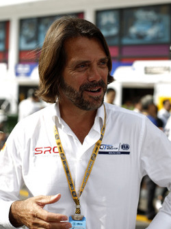 Stephane Ratel, SRO-Chef