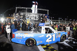 Truck-Champion 2016: Johnny Sauter, GMS Racing, Chevrolet