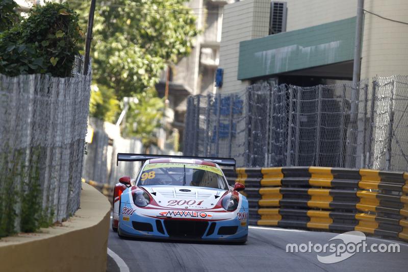 18. Ching Yeung, Philip Ma, GruppeM Racing, Porsche 911 GT3-R