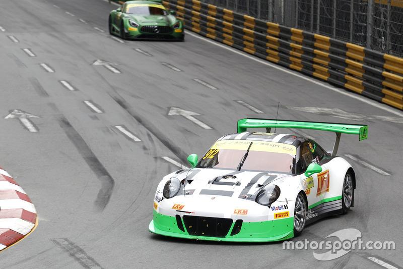 2. Kévin Estre, Manthey Racing, Porsche 911 GT3-R