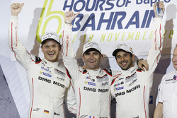 LMP1-Champions: #2 Porsche Team, Porsche 919 Hybrid: Romain Dumas, Neel Jani, Marc Lieb