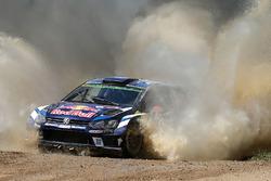 Jari-Matti Latvala, Miikka Anttila, Volkswagen Polo WRC, Volkswagen Motorsport